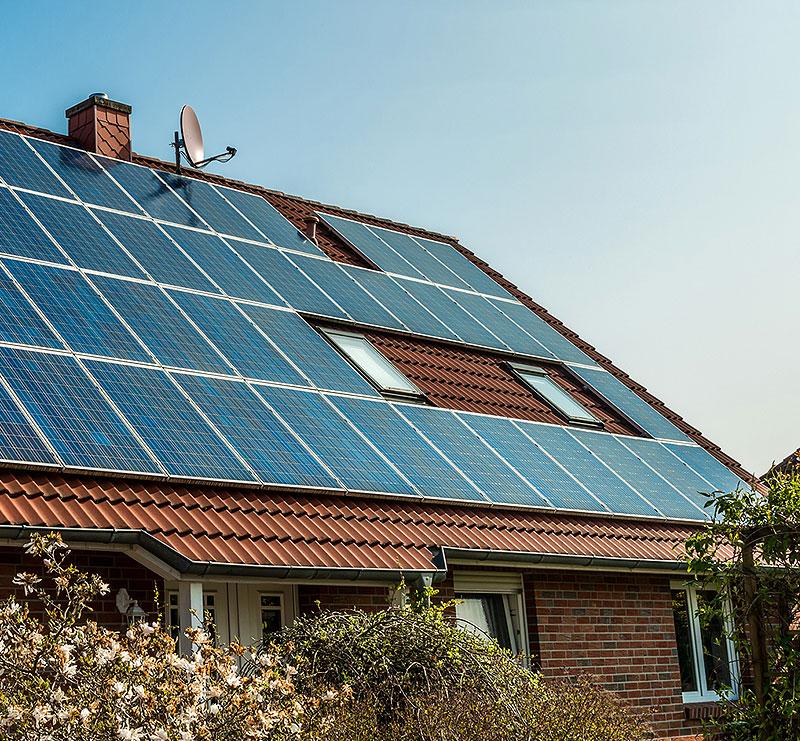 Energie aus erneuerbaren Ressourcen