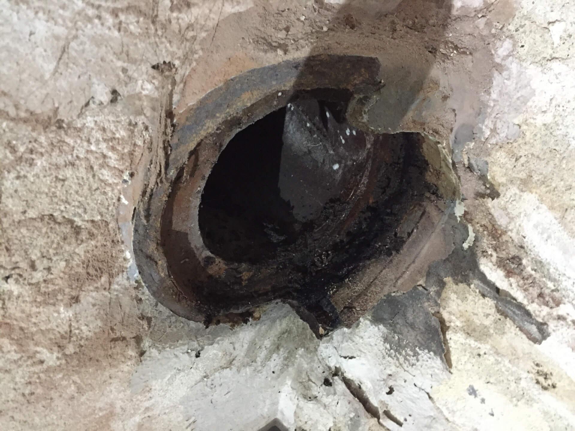 Rohrbrüche & Wasserschäden